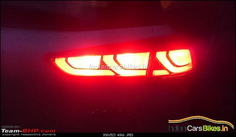 SCOOP Pics! 2014 Hyundai i20 spotted testing in India *UPDATE* Now launched @ 4.89L-2014hyundaielitei20nightledtaillights.jpg