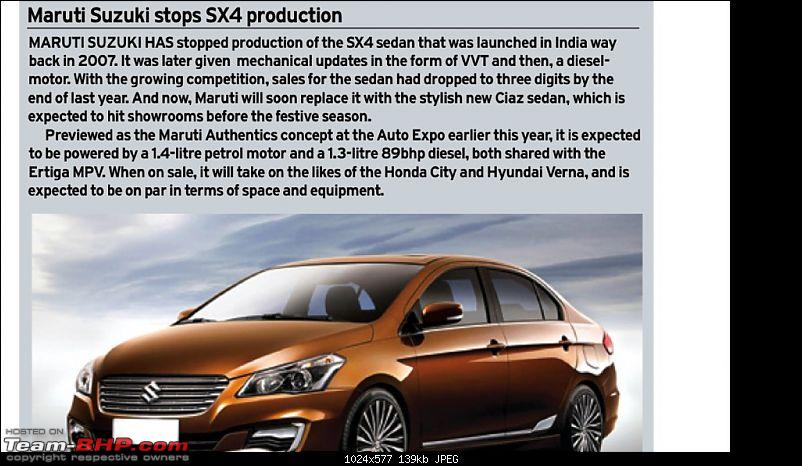 Team-BHP SCOOP: Maruti Ciaz / YL1. Scoop Pics on Page 99-imageuploadedbyteambhp1409598927.263134.jpg