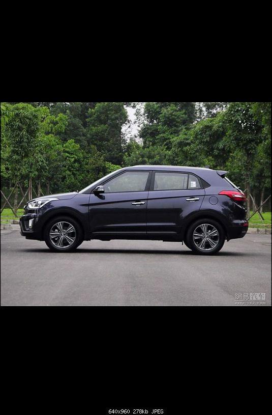 Hyundai ix25 Compact SUV caught testing in India. EDIT: Named the Creta-imageuploadedbyteambhp1410174054.437150.jpg