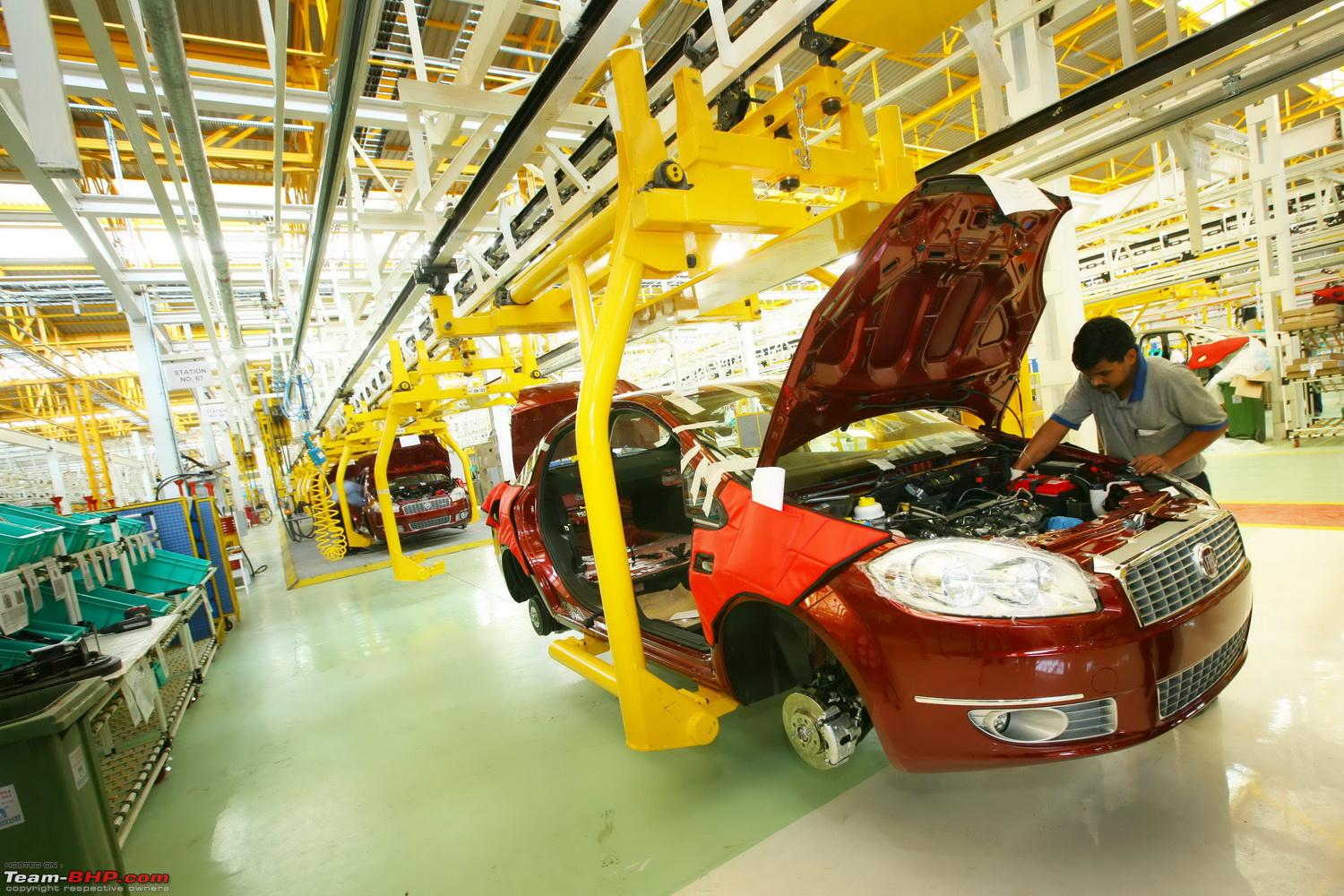 newly sign dealership at sandeep best fiat limited patiala automobiles india launched autos