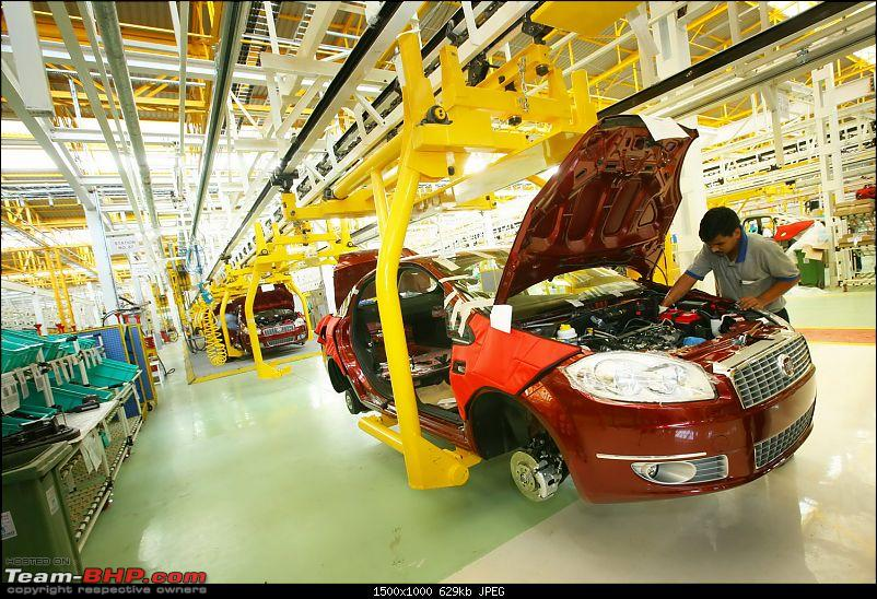 Fiat India Increases localisation from 55% to 65% on making the Linea-increased-localisation.jpg