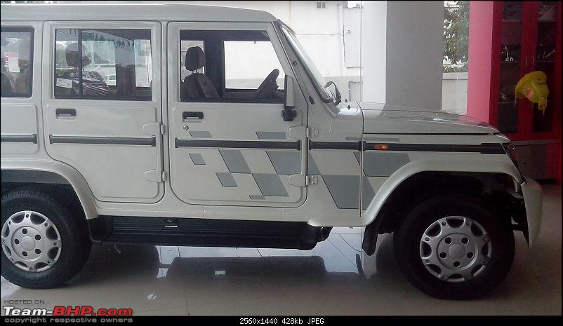 Mahindra Bolero with ABS launched as Special Edition-img_20140906_131634.jpg