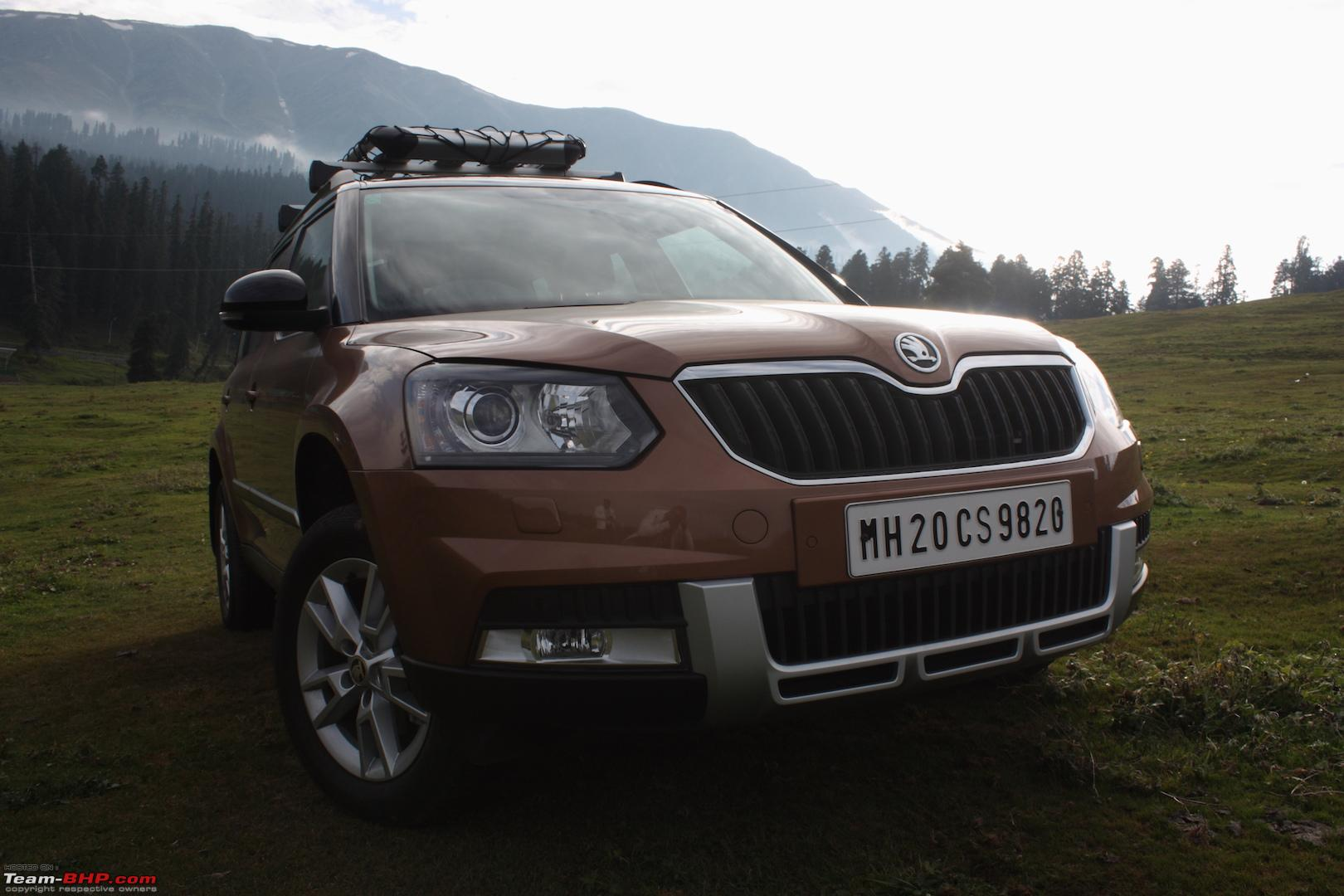 2014 skoda yeti facelift a close look team bhp. Black Bedroom Furniture Sets. Home Design Ideas