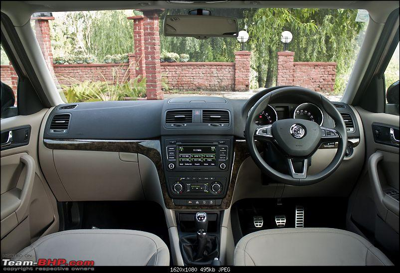 2014 Skoda Yeti Facelift : A Close Look-dash.jpg