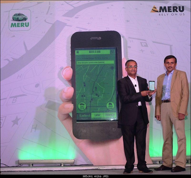 Meru Cabs launches App with Cab Wallet-mr.-siddhartha-pahwa.jpg