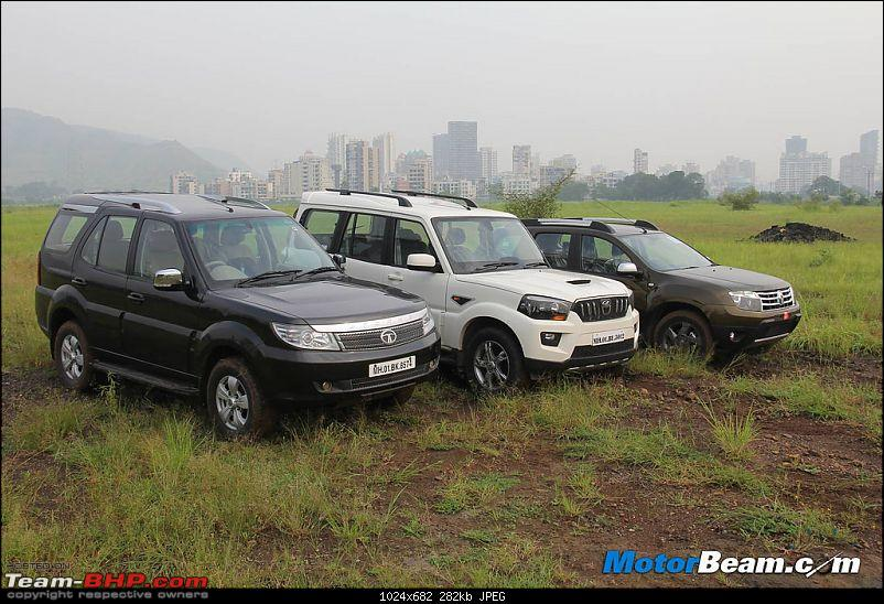 2014 Mahindra Scorpio Facelift (W105). EDIT: Now launched at Rs. 7.98 lakhs-strome-vs-scorpio-vs-duster1.jpg
