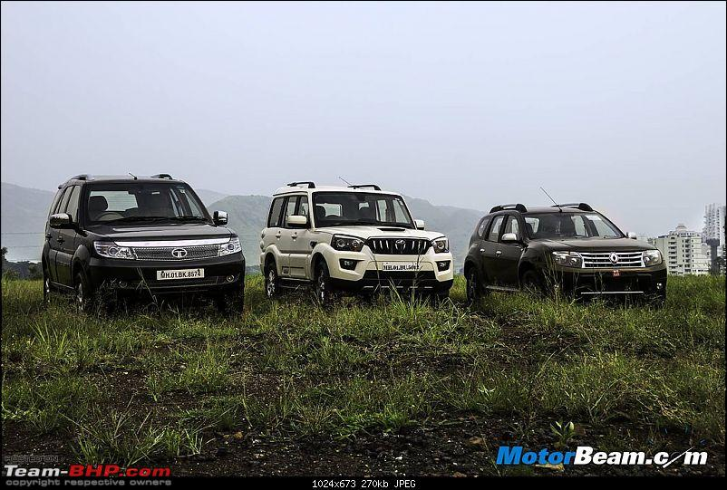 2014 Mahindra Scorpio Facelift (W105). EDIT: Now launched at Rs. 7.98 lakhs-strome-vs-scorpio-vs-duster5.jpg