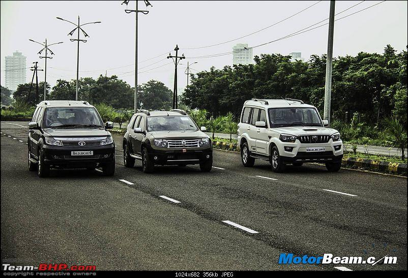 2014 Mahindra Scorpio Facelift (W105). EDIT: Now launched at Rs. 7.98 lakhs-15503673335_a68622e4b9_b.jpg