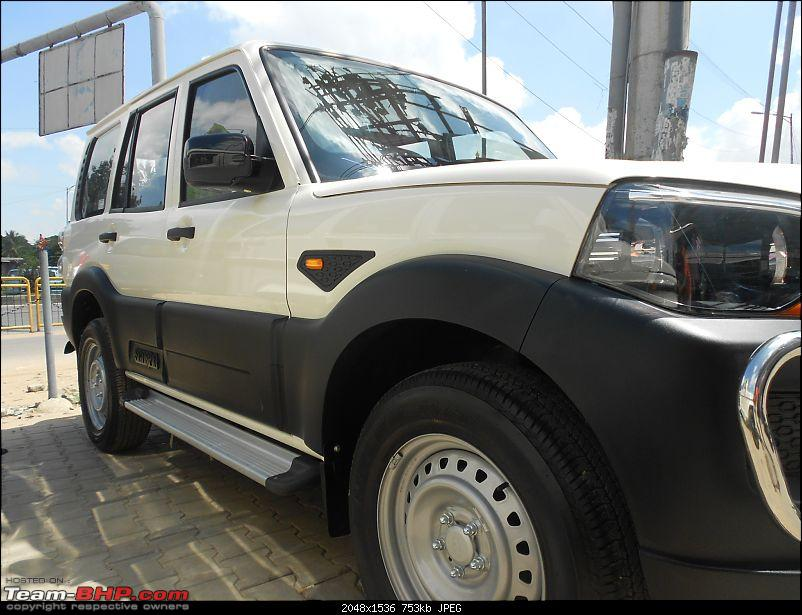 2014 Mahindra Scorpio Facelift (W105). EDIT: Now launched at Rs. 7.98 lakhs-s45.jpg