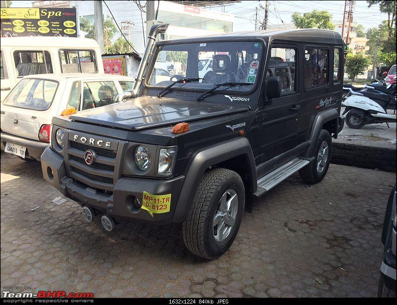 Force Gurkha on sale again. Launched @ 6.25 Lakhs-photo-1.jpg