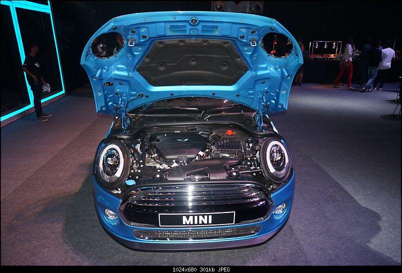New MINI 3-Door & 5-Door launched in India @ Rs 31.85 - 35.20 lakh-dsc00123.jpg
