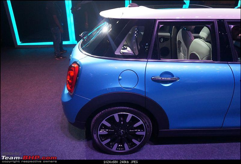 New MINI 3-Door & 5-Door launched in India @ Rs 31.85 - 35.20 lakh-dsc00004.jpg
