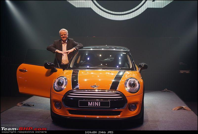 New MINI 3-Door & 5-Door launched in India @ Rs 31.85 - 35.20 lakh-dsc09964.jpg