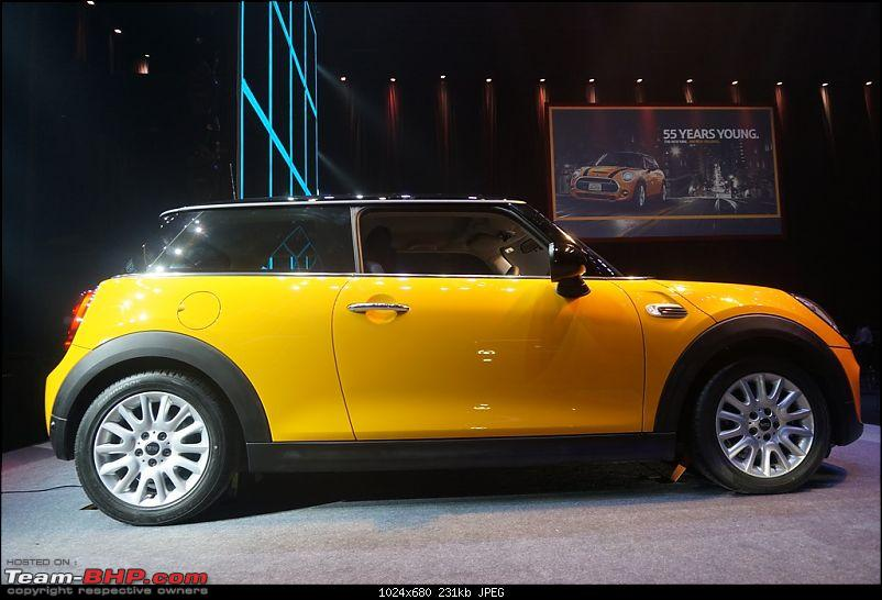 New MINI 3-Door & 5-Door launched in India @ Rs 31.85 - 35.20 lakh-dsc00081.jpg