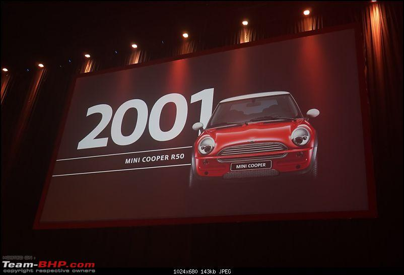 New MINI 3-Door & 5-Door launched in India @ Rs 31.85 - 35.20 lakh-dsc09941.jpg