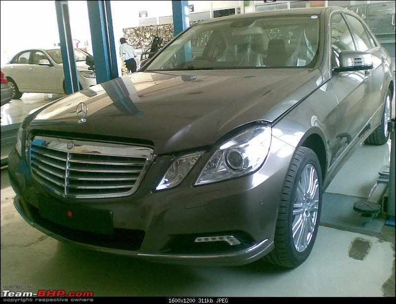 W212 Mercedes E350 CGI in Pune EDIT : Launch on 5th October-16042009003.jpg
