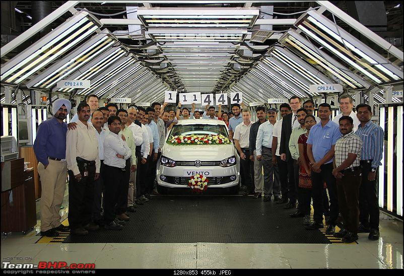 VW India builds 111,444 cars in 2014 - 60% exported!-vw.jpg