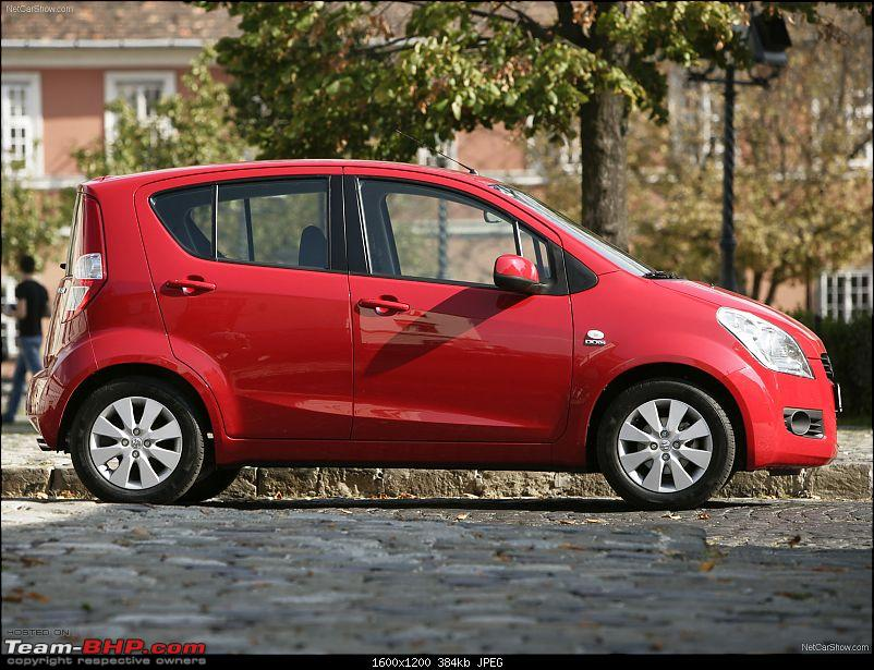 Maruti To Launch Suzuki Splash as Maruti Suzuki Ritz in May 2009-2.jpg