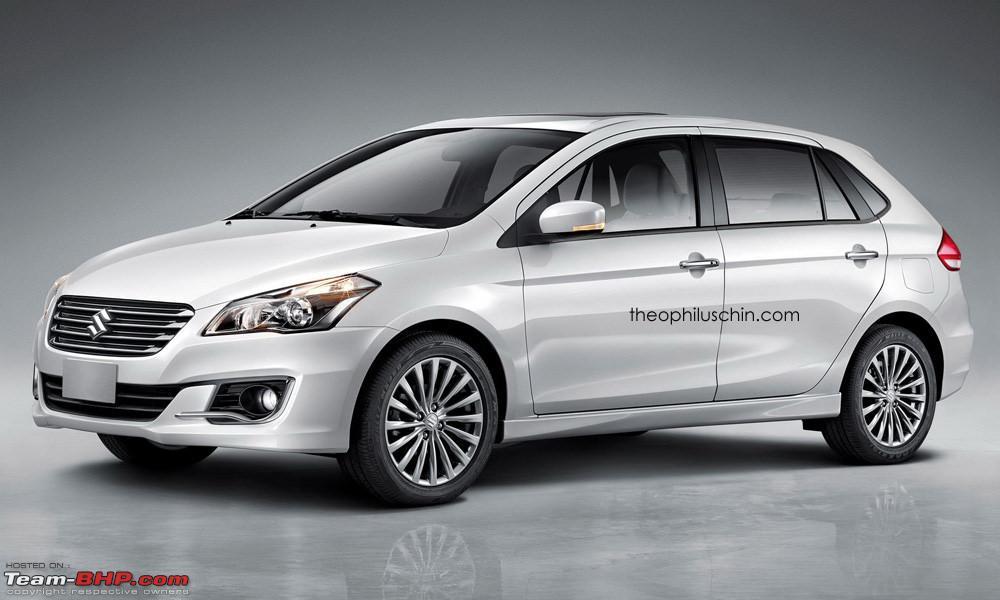 Rumour: Maruti Suzuki developing YRA B+ segment hatchback