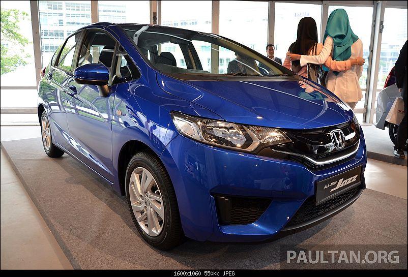 The 2015 Honda Jazz (3rd-gen)-hondajazzmalaysiablue2.jpg