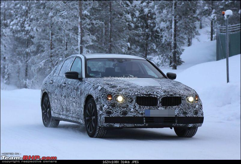 The 2016 BMW 5-Series (next-gen) caught testing. EDIT: Now unveiled-2017bmwg305seriespluginhybridspiedtestingnearthearcticcirclephotogallery_2.jpg