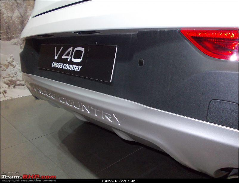 Volvo V40 Cross Country - India launch in 2013 *Update* - Now Launched-jprlkodelhipics-023.jpg