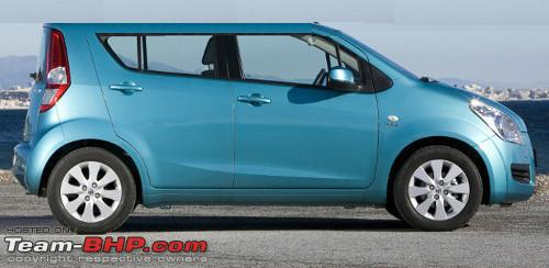 Rumour: Next-gen Maruti Ritz and Swift coming in 2015 and 2017 ...