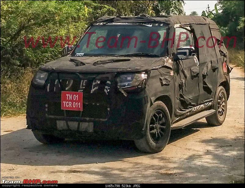 Next-generation Mahindra Bolero? NAMED: Mahindra TUV300!  EDIT: Now launched at Rs. 6.90 lakhs-img_20150205_1018501.jpg