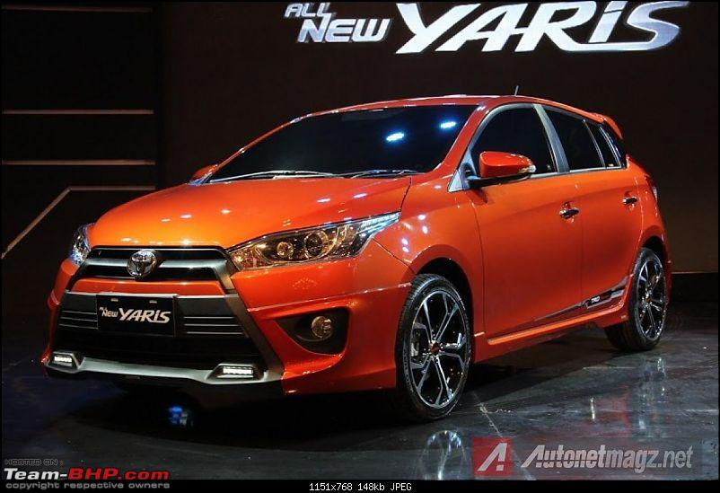 Scoop! Toyota Vios caught testing in Bangalore-2.jpg