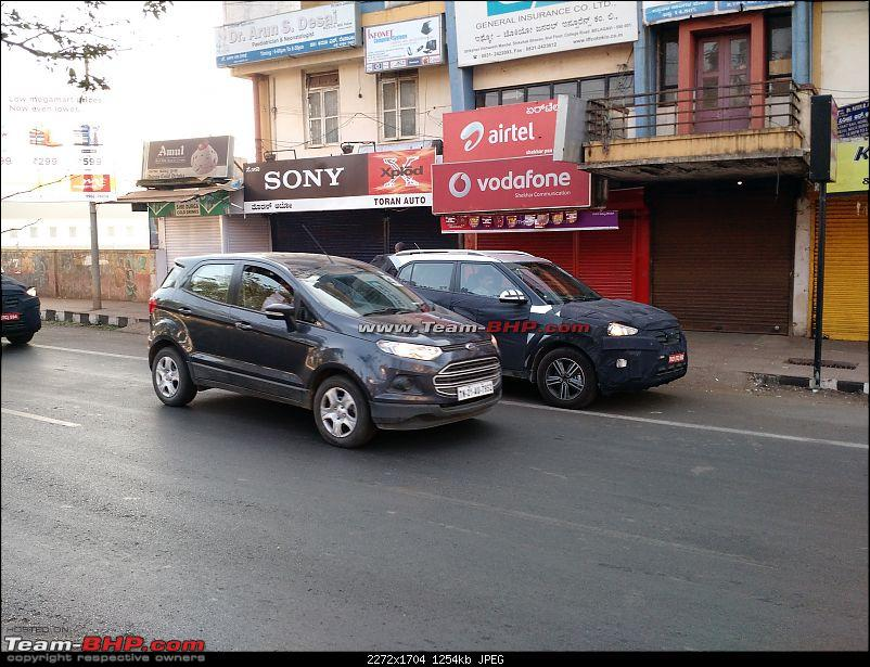 Hyundai ix25 Compact SUV caught testing in India. EDIT: Named the Creta-8hyundaiix25tbhp.jpg