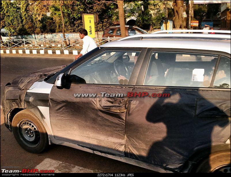 Hyundai ix25 Compact SUV caught testing in India. EDIT: Named the Creta-7hyundaiix25tbhp.jpg