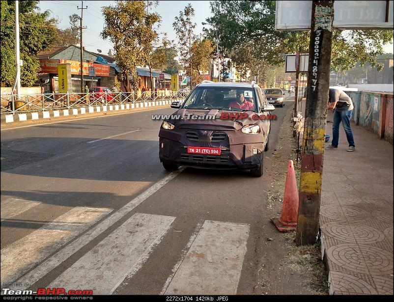 Hyundai ix25 Compact SUV caught testing in India. EDIT: Named the Creta-6hyundaiix25tbhp.jpg