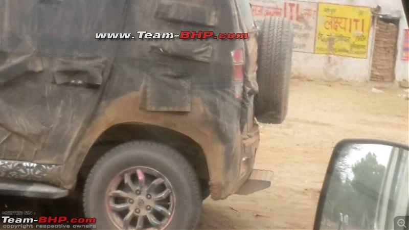 Next-generation Mahindra Bolero? NAMED: Mahindra TUV300!  EDIT: Now launched at Rs. 6.90 lakhs-11000588_10206156034003319_3144849383030073940_n.jpg