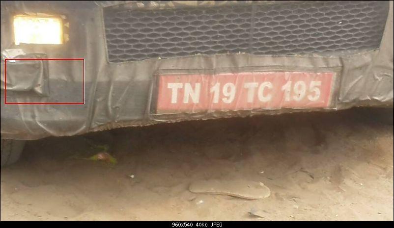 Next-generation Mahindra Bolero? NAMED: Mahindra TUV300!  EDIT: Now launched at Rs. 6.90 lakhs-11008407_10206156057323902_6153504701674713951_n.jpg