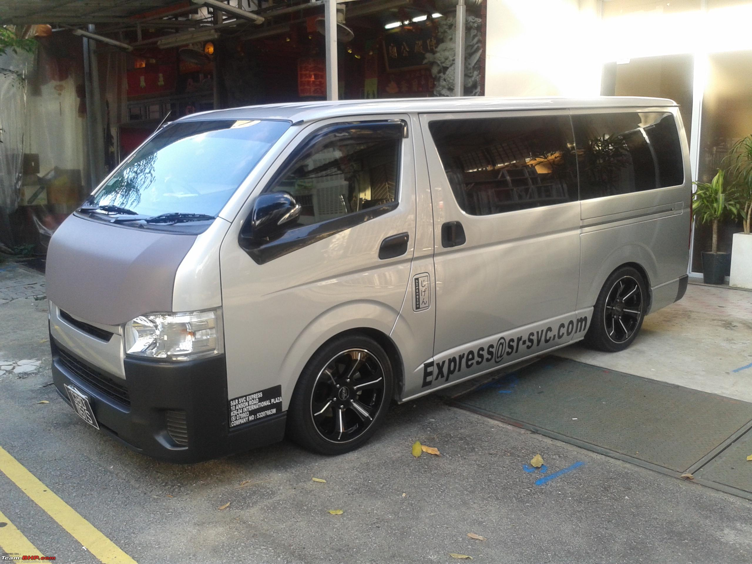 Toyota hiace to make official entry in 2015 hiace21 jpg