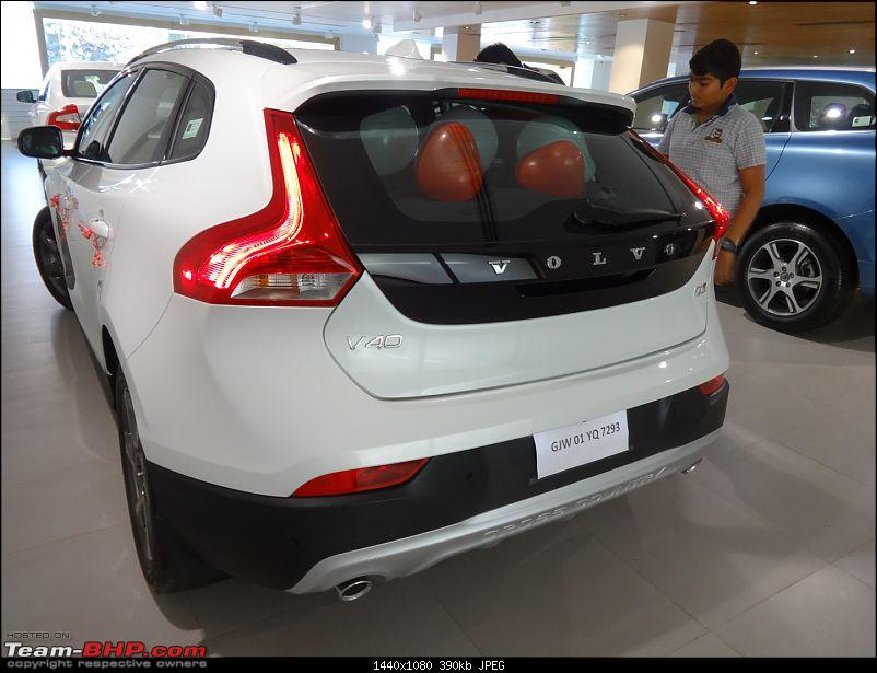 Volvo V40 Cross Country - India launch in 2013 *Update* - Now Launched-dsc00705.jpg
