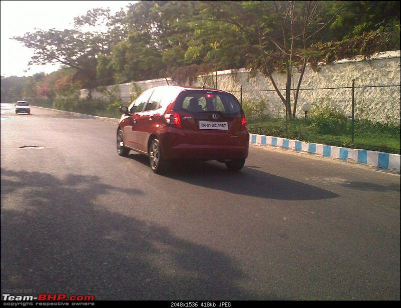 Honda to raise car prices, and Jazz launch soon. EDIT : Jazz spotted testing on pg.14-honda-jazz1.jpg