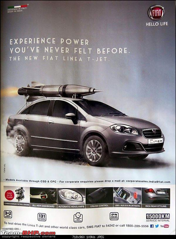 Fiat introduces 5x5 offer in India-11069873_10205100258280644_2324840105507530360_n.jpg