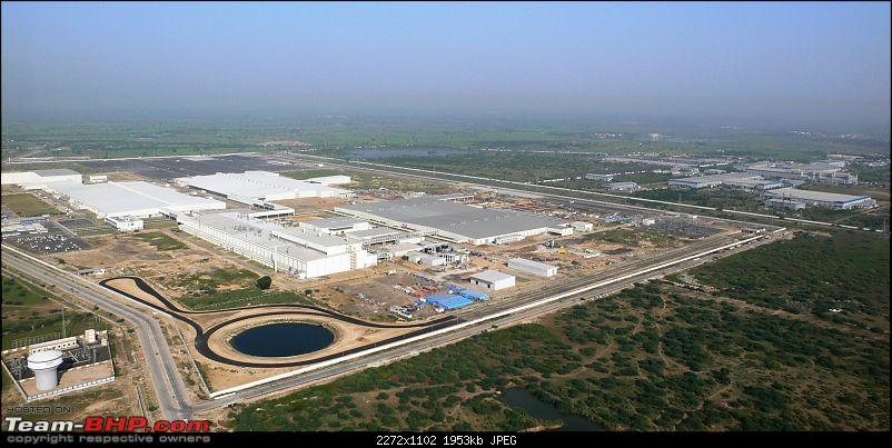 Ford's new Car & Engine plant at Sanand, Gujarat-3ford.jpg