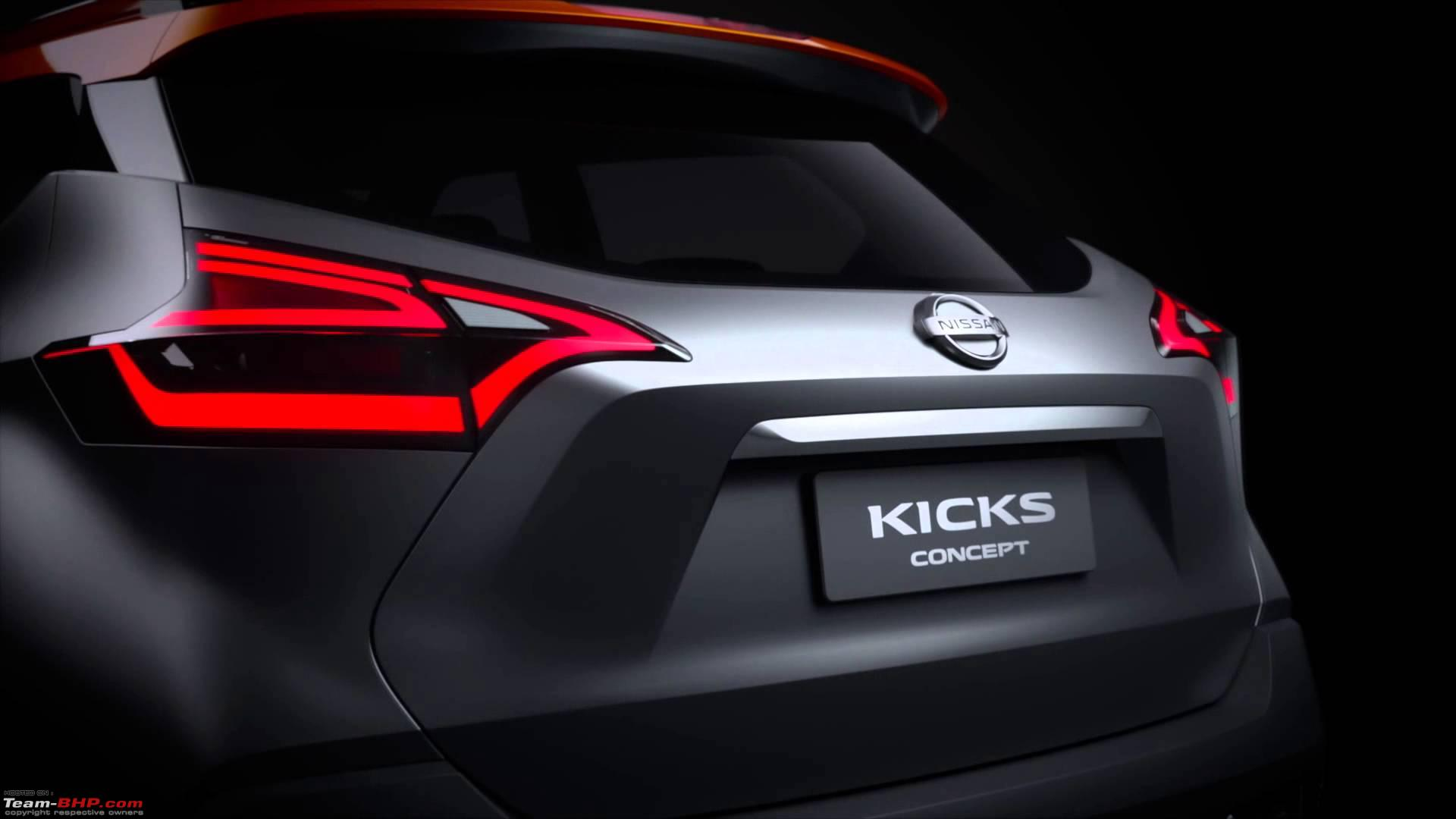 The Nissan Kicks Crossover Team Bhp