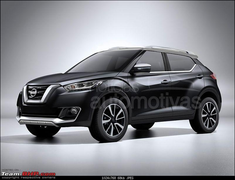 The Nissan Kicks Crossover. EDIT: Launched at Rs. 9.55 lakhs-kicksna1.jpg