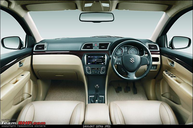 Rumour: More Maruti cars to get SmartPlay infotainment system-front-dashboard-shot-beige_rhdmanual.jpg