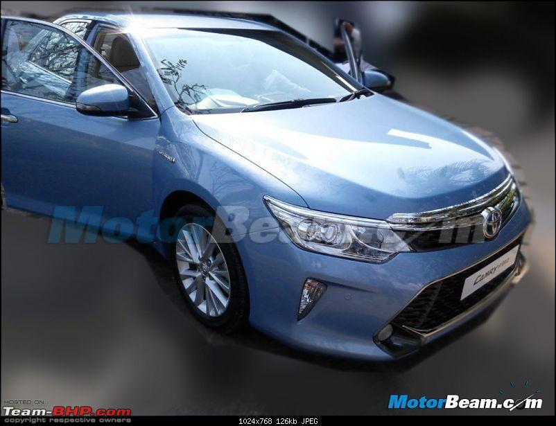 Toyota Camry facelift spied in India Update: Now launched for 28.8 lakhs-cam3.jpg