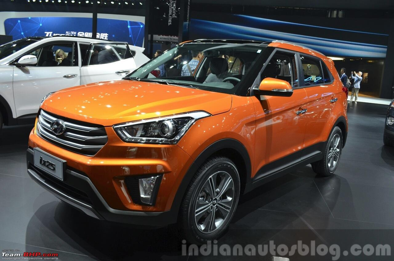 hyundai ix25 compact suv caught testing in india edit named the creta page 16 team bhp. Black Bedroom Furniture Sets. Home Design Ideas