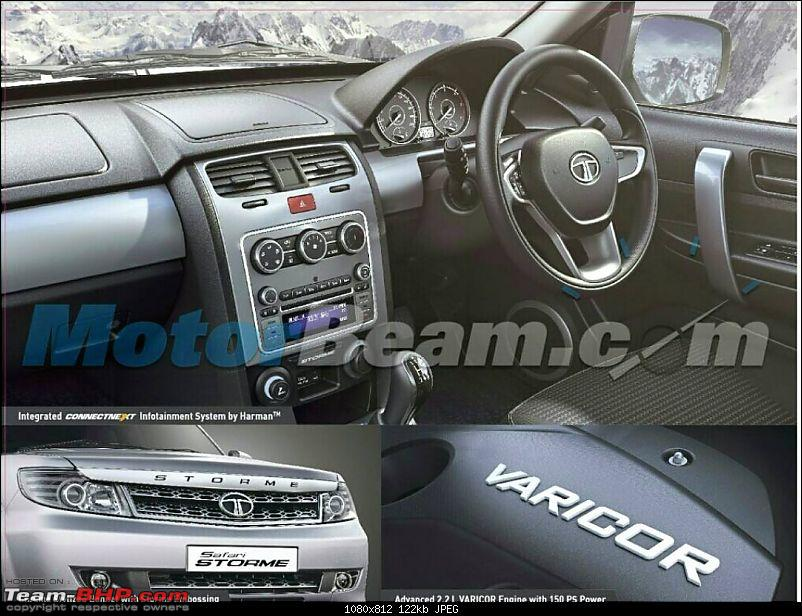 Scoop: Updated Tata Safari Storme in the offing? EDIT: Now launched-10661697_755787401207323_8945602496782062930_o.jpg