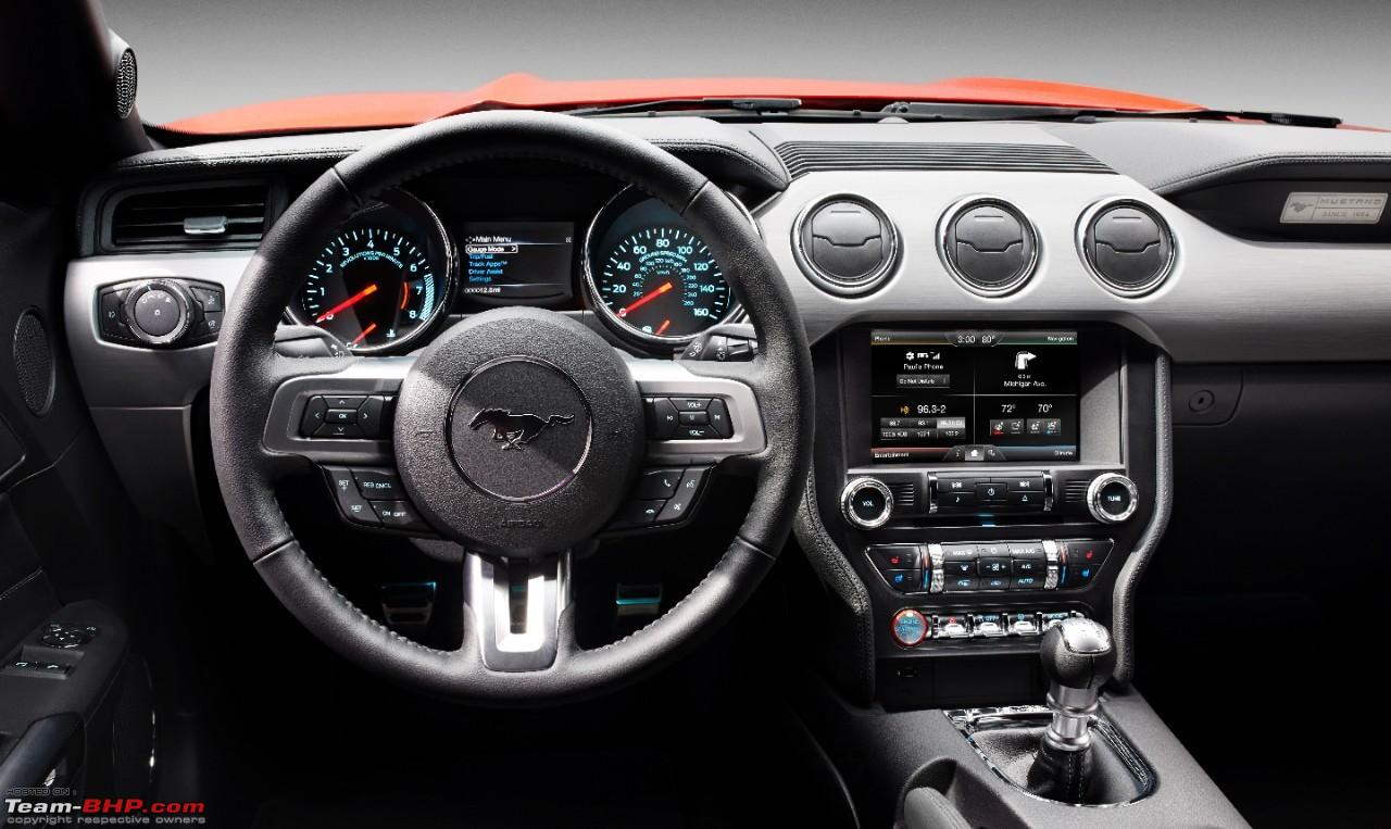 Ford Mustang Coming To India Edit Launched At 65 Lakhs Page 7