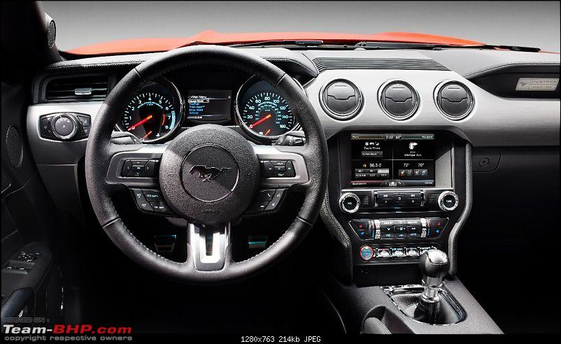 Ford Mustang coming to India. EDIT: Launched at 65 lakhs-6.jpg