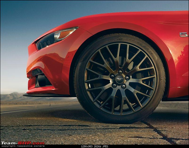 Ford Mustang coming to India. EDIT: Launched at 65 lakhs-8.jpg