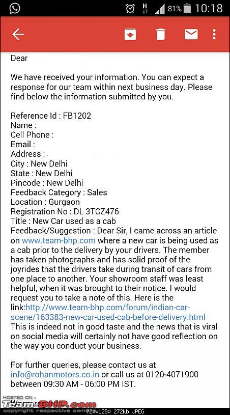 New car used as a cab before delivery-screenshot_20150504101811.jpg