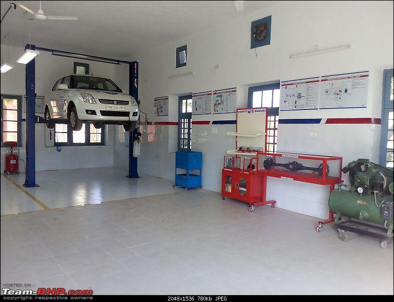 Maruti to train 2100 youth annually in car service and repair-16754037394_9ade8eb55f_k.jpg